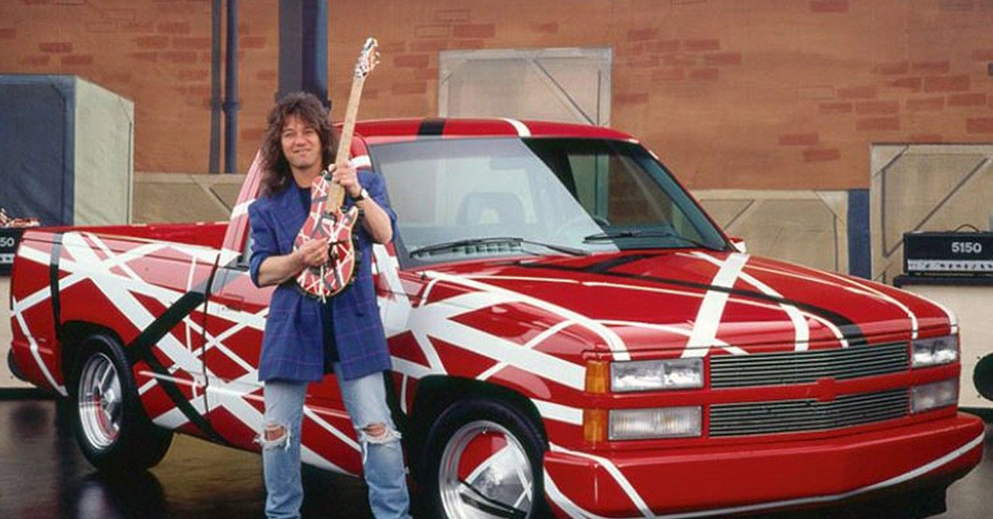 Remembering Eddie Van Halen And His Stunning Car Collection