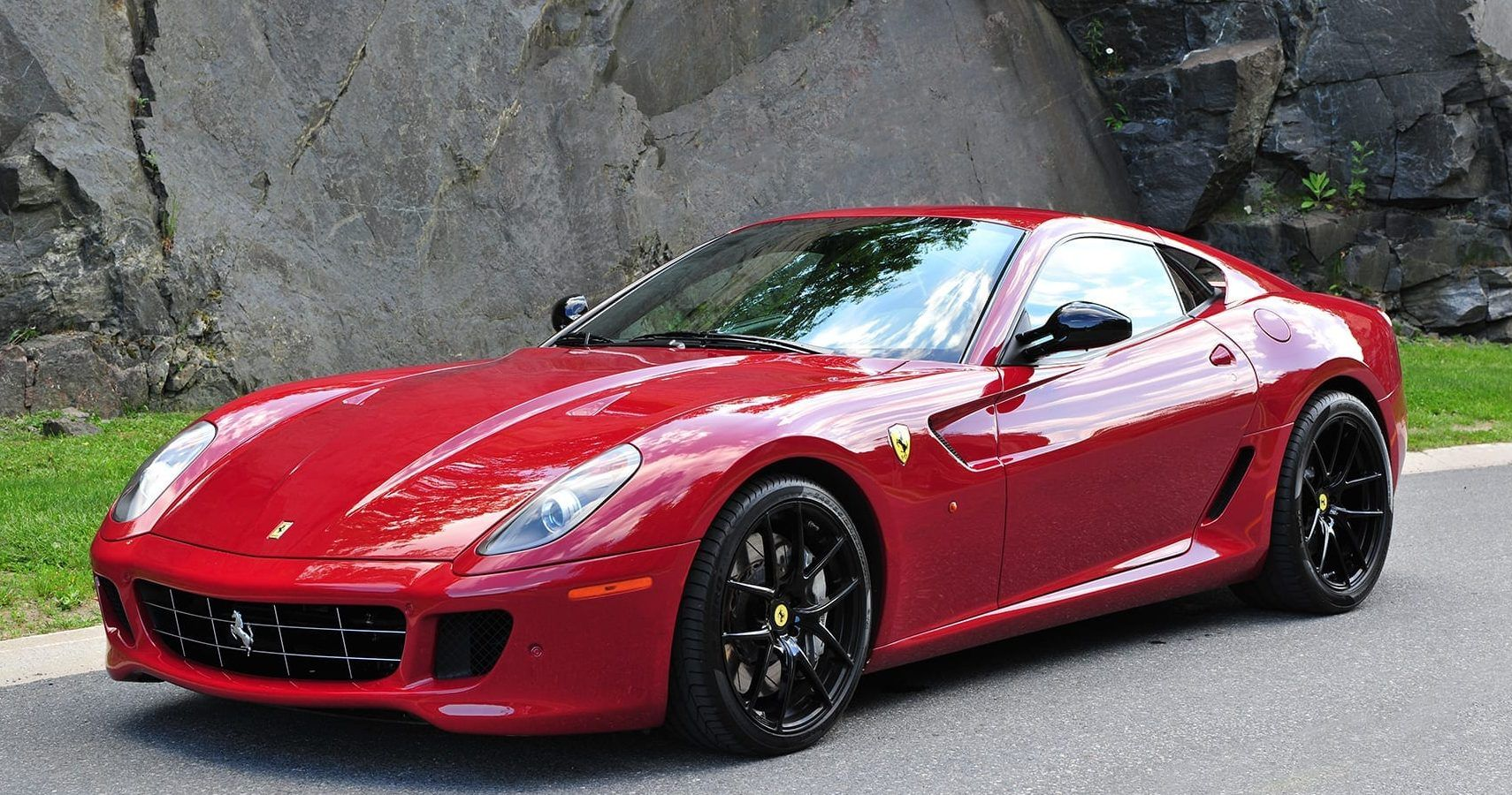 How Depreciation Has Made The Ferrari 599GTB A Bargain V12 Supercar