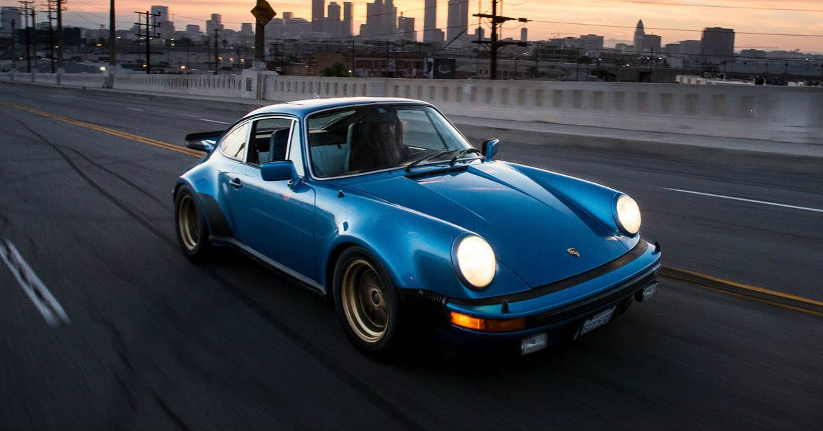 10 Most Awesome Porsche Turbo Cars | HotCars