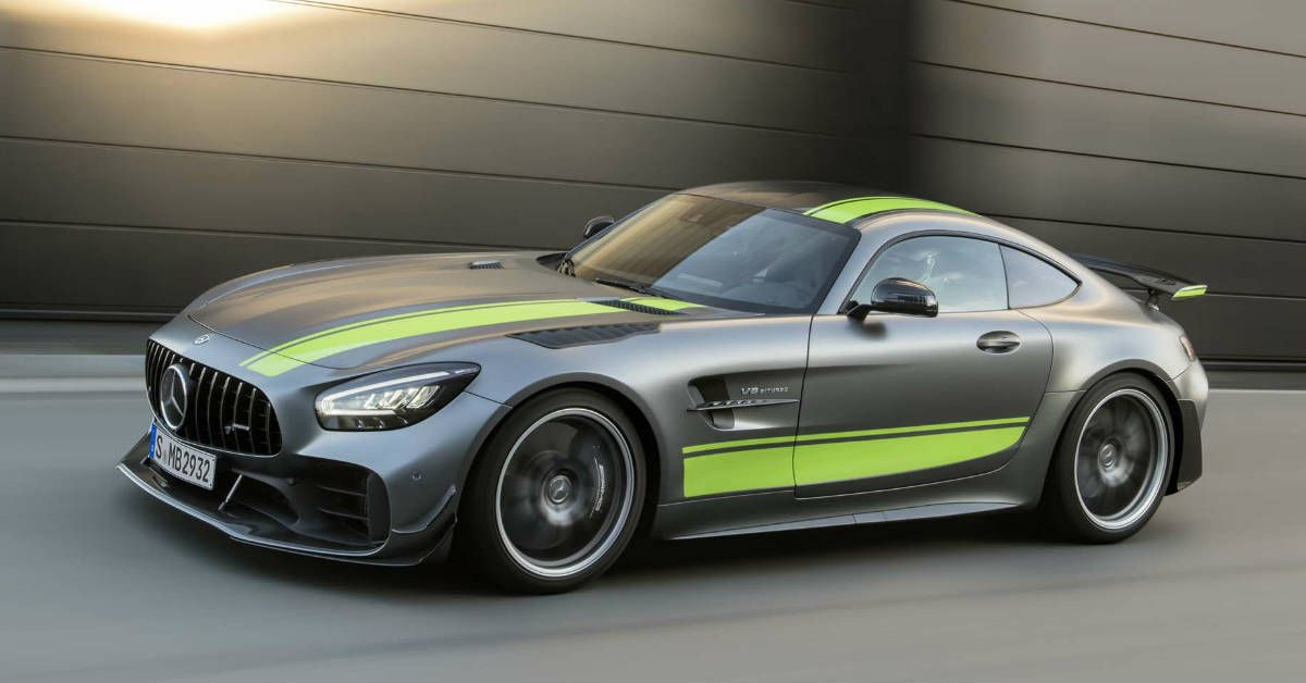 10 Best German Sports Cars You Can Buy Right Now Hotcars