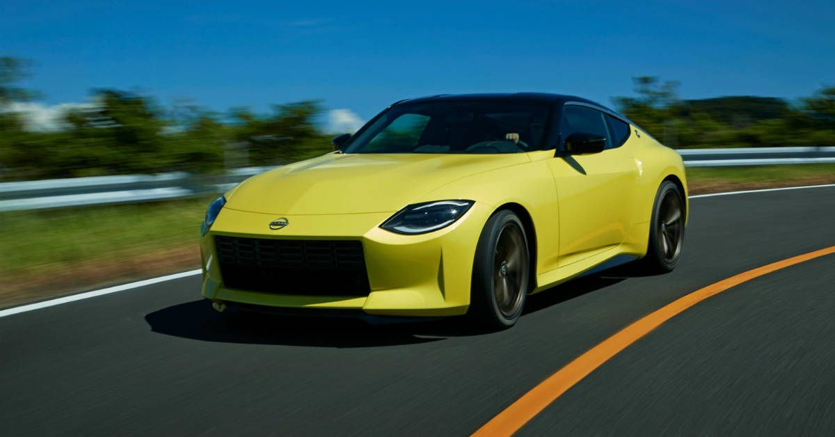 These Are The 10 Most Anticipated Sports Cars Of 2021 | HotCars