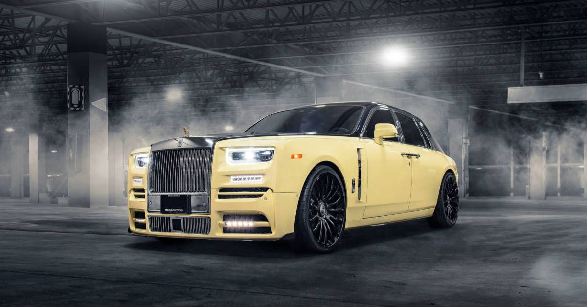 Most Luxurious Cars Of The Past Decade