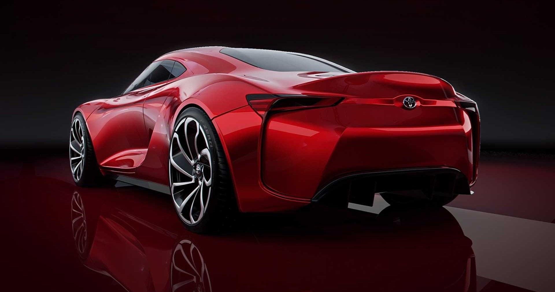 2024 Toyota MR2: What The Production Model Might Look Like