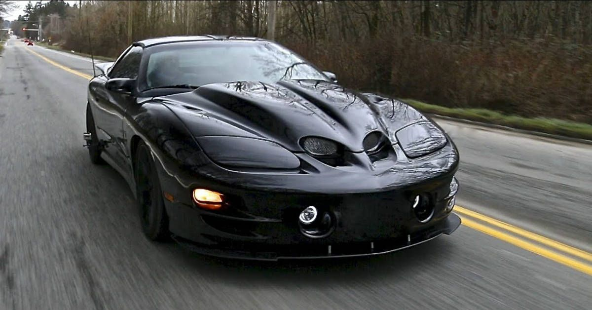 The Evolution Of The Pontiac Trans Am In Pictures | HotCars