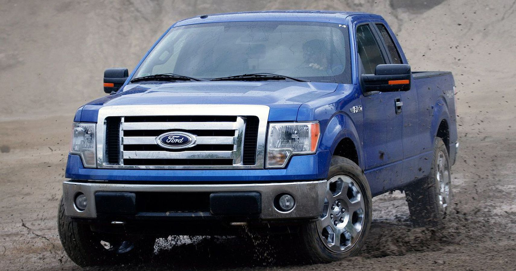 Ford F-150's 10 Best Model Years Ever, Ranked