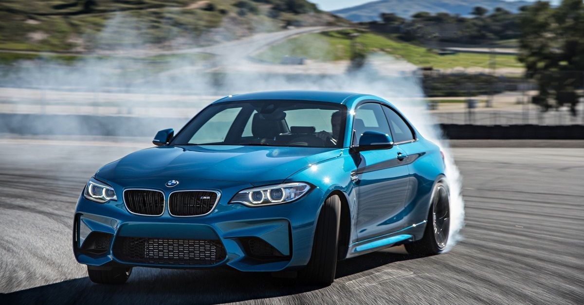Here's What Makes the BMW 2-Series The Most Fuel Efficient Muscle Car