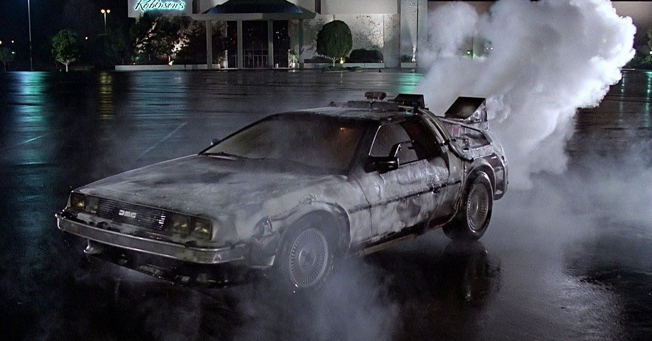 Here's Where The Car From Back To The Future Is Now | HotCars