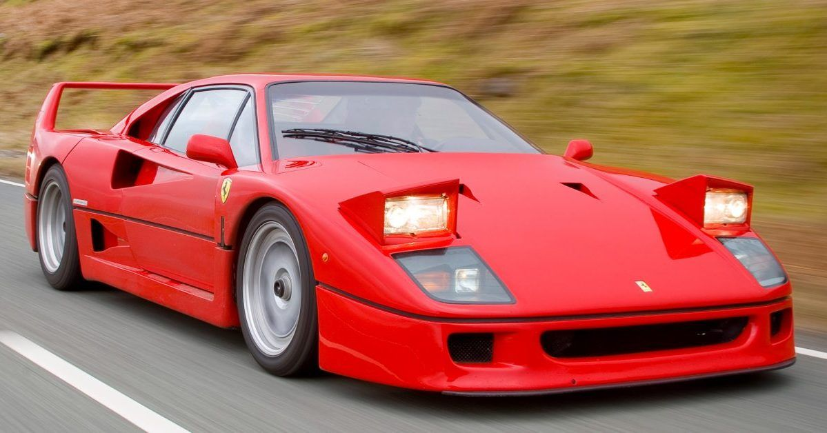These Are The Coolest Cars That Came With Pop Up Headlights