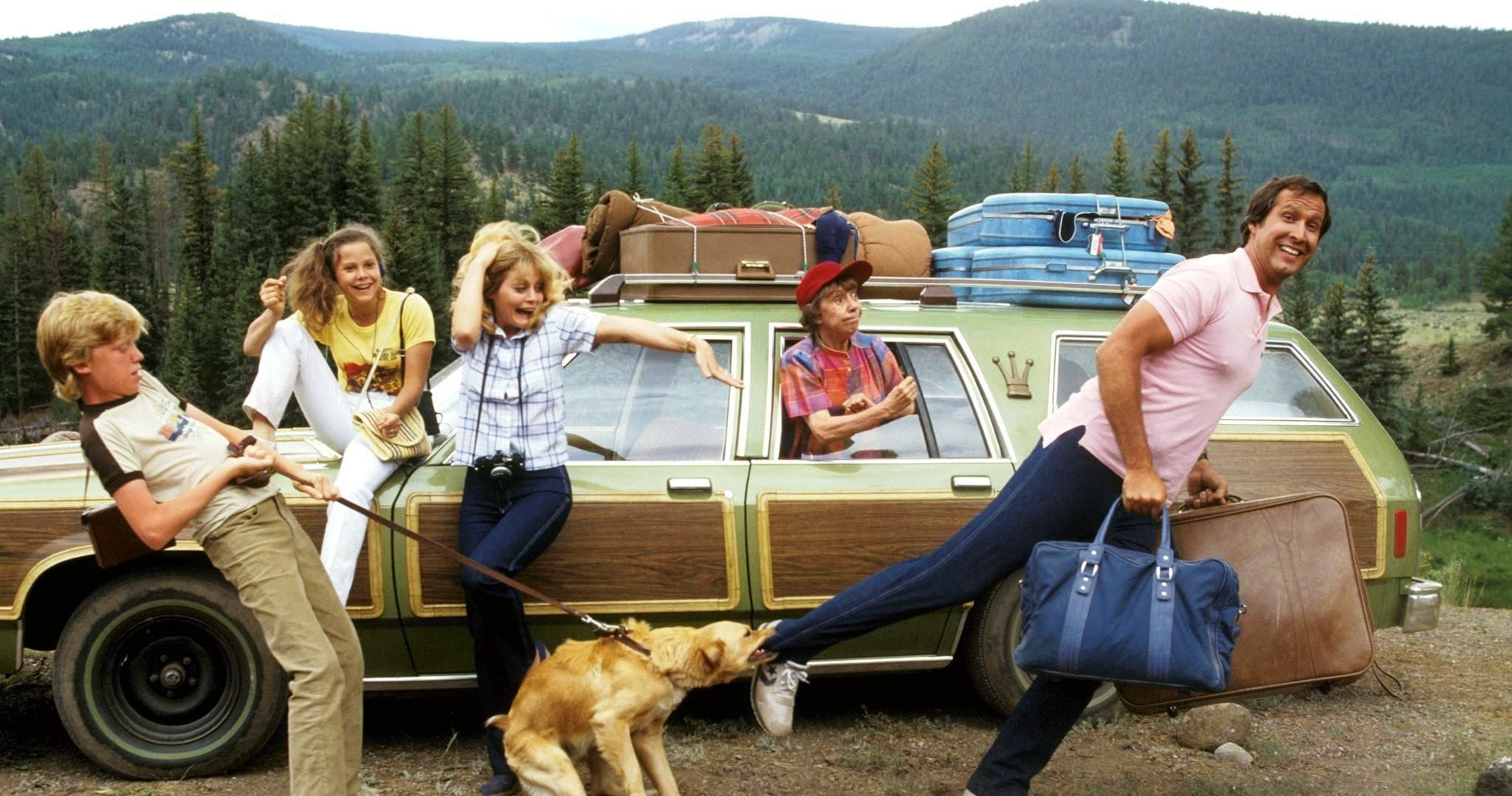 This Is What Makes the 1979 Ford LTD Country Squire in National Lampoon's Vacation The Worst Car In Movie History
