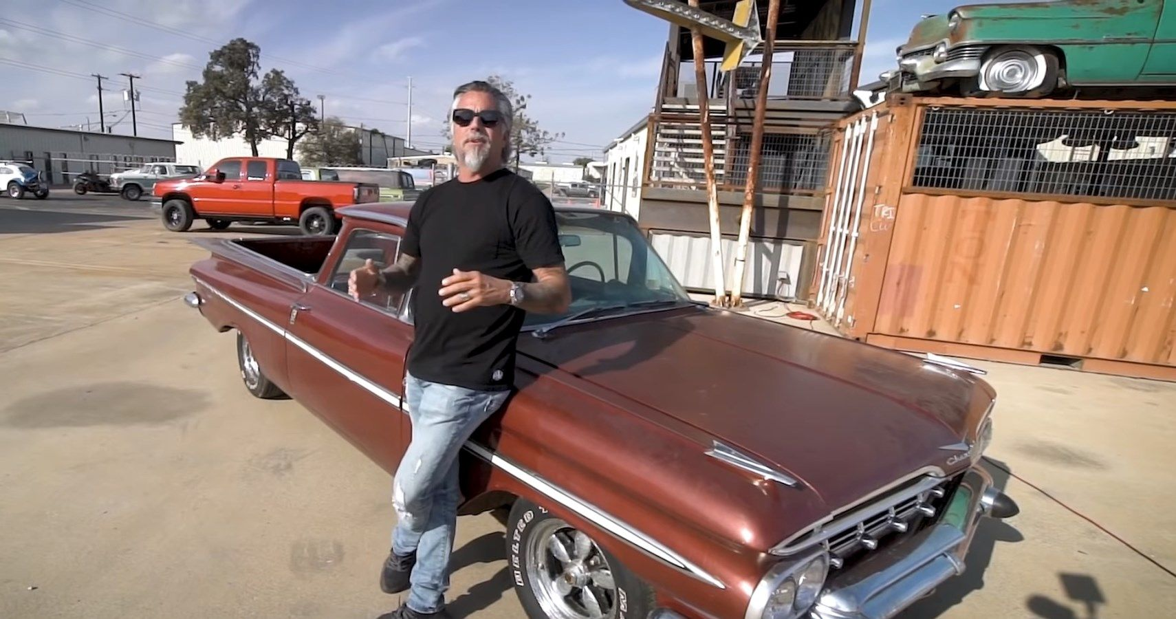 Richard Rawlings And Gas Monkey Garage Acquired This First-Gen El Camino Show Car