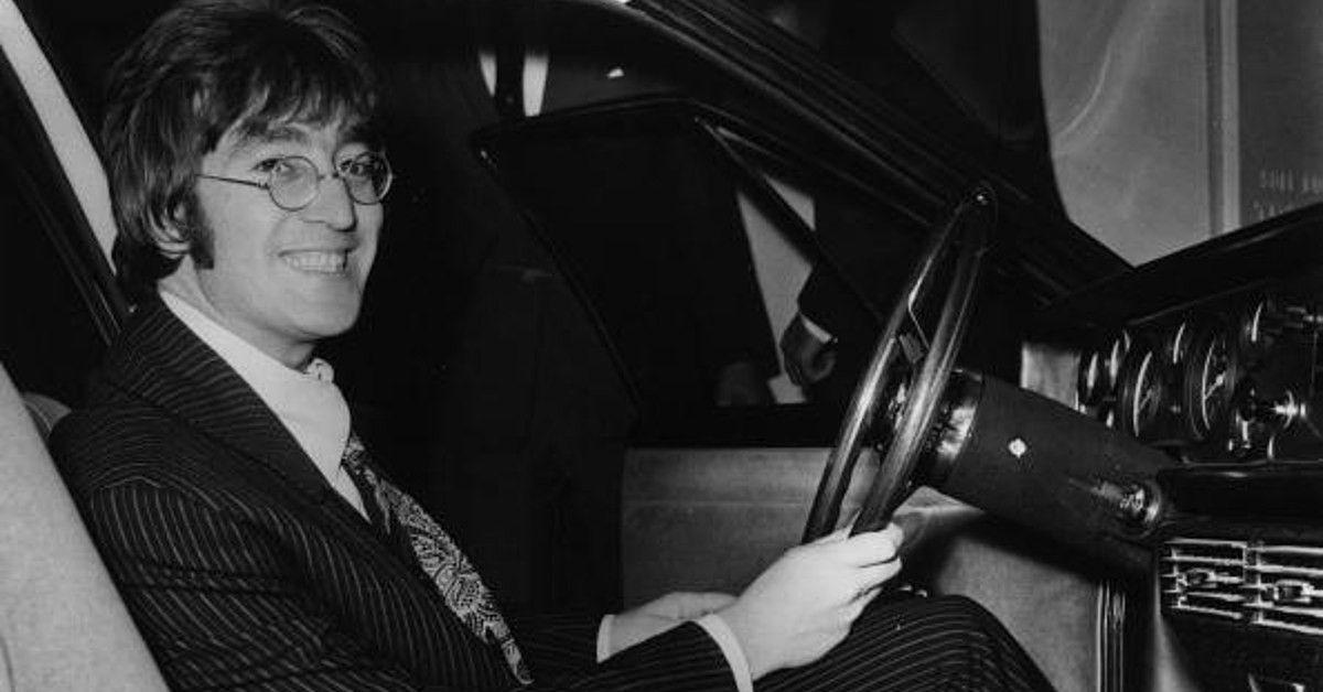 Ferrari 330: Looking Back At John Lennon's First Car