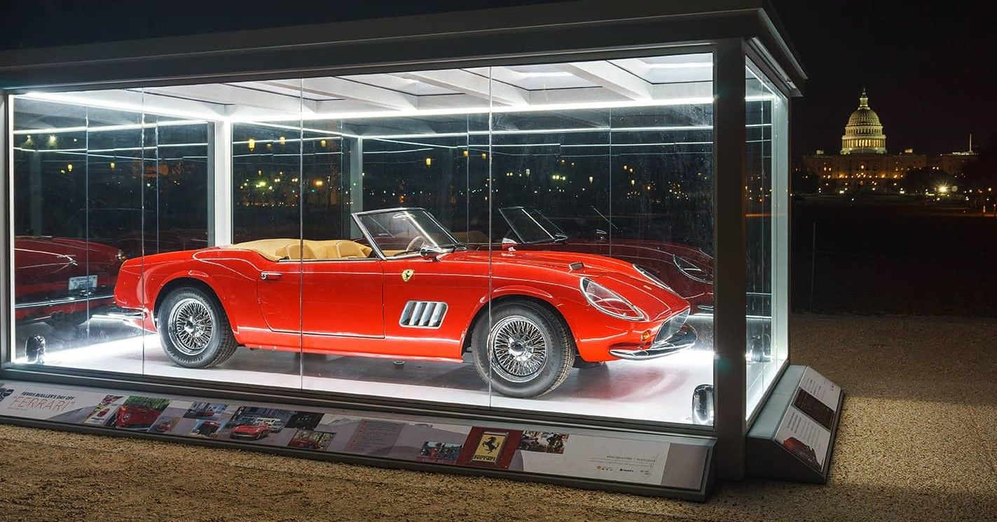 Here's Where the Modena GT Spyder From Ferris Bueller's Day Off Is Today