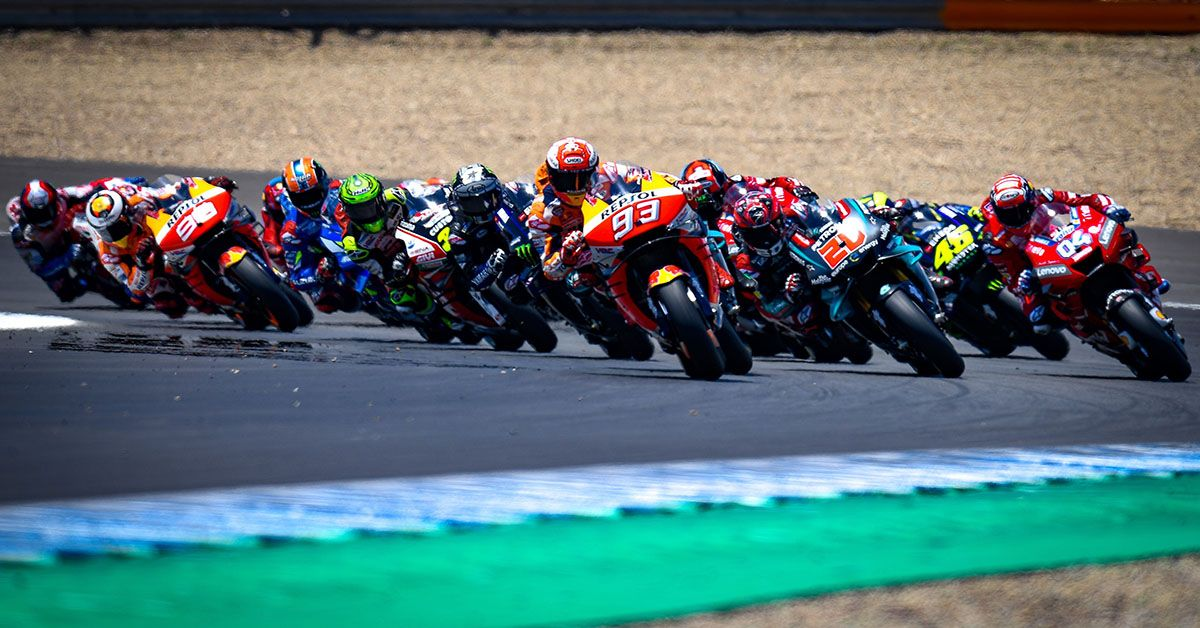 Here's Why Grand Prix Motorcycle Racing Should Be More Popular In The United States