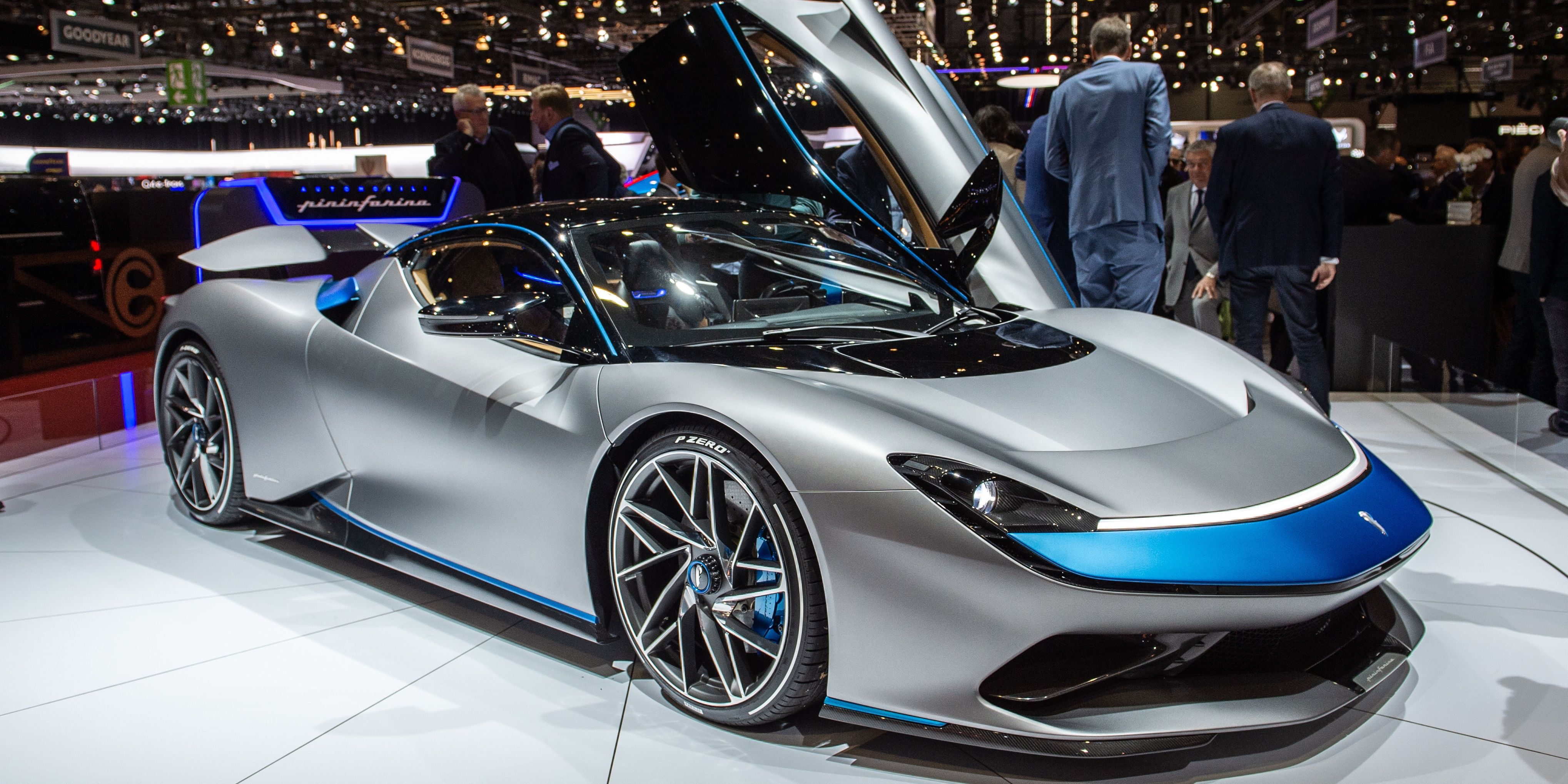 10 Most Impressive EVs Introduced In 2020 | HotCars