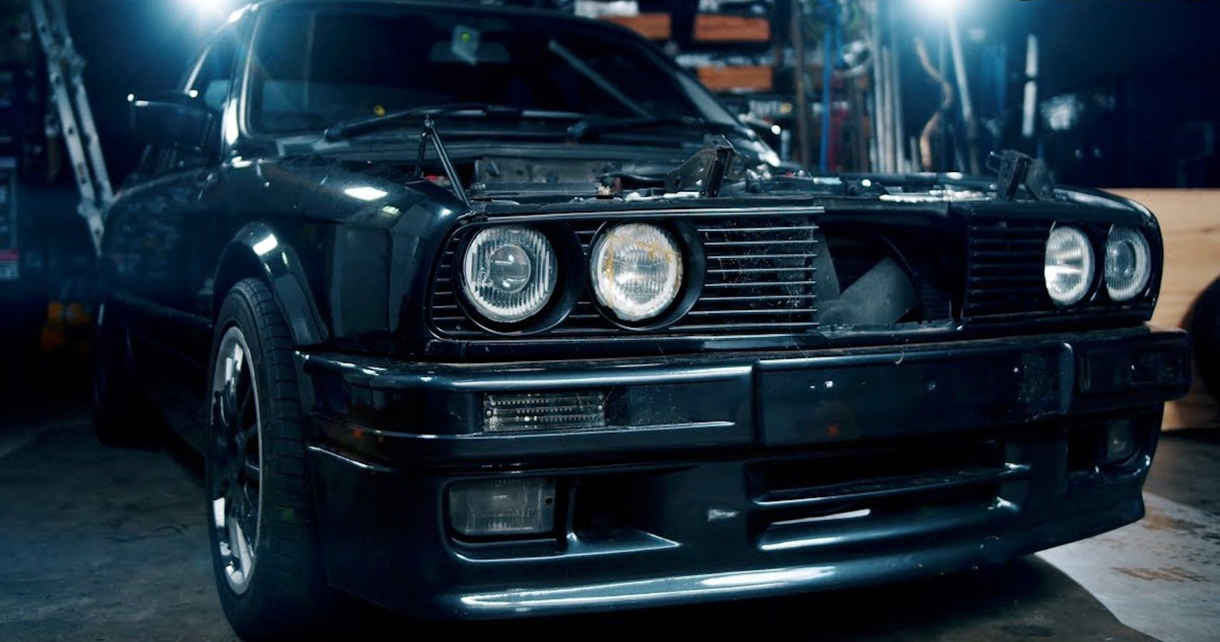 Check Out This Bmw E30 Build Two Buddies Are Turning Into A Powerful Stealthy Sleeper