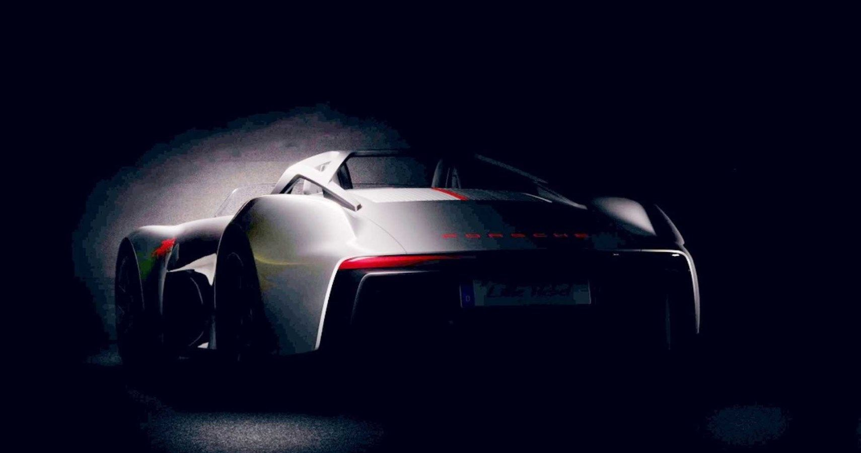 Porsche Teases Never Before Seen Designs Of Unreleased Sports Cars
