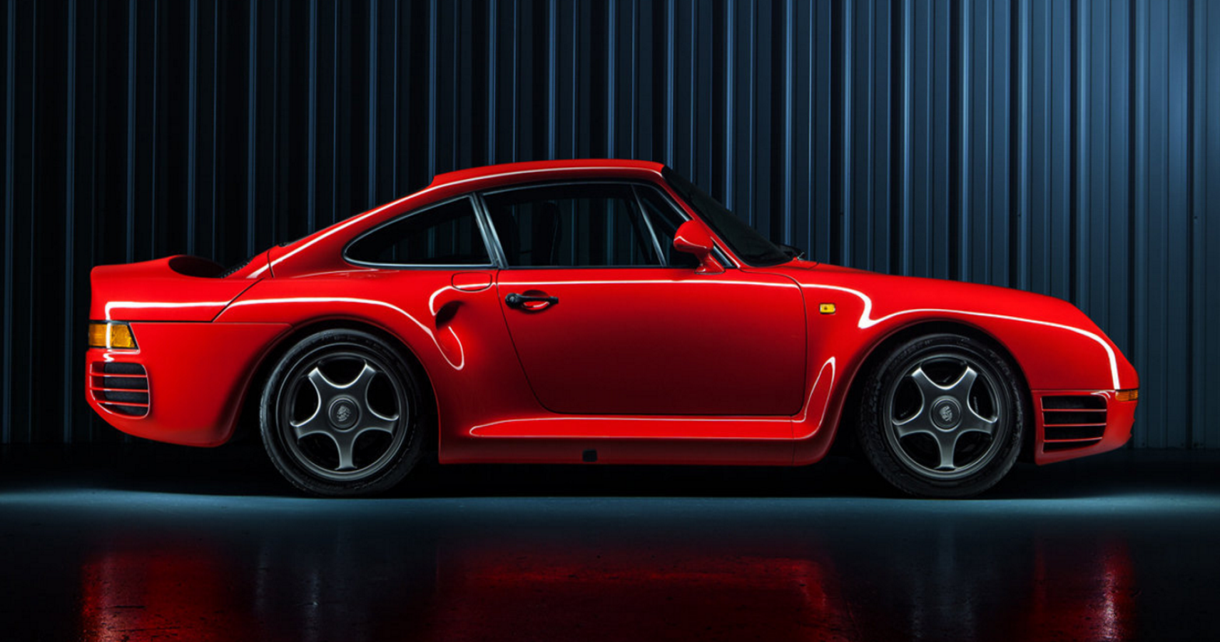 Looking Back At The Porsche 959   HotCars