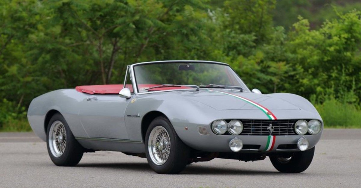 A Detailed Look Back At The Fiat Dino | HotCars