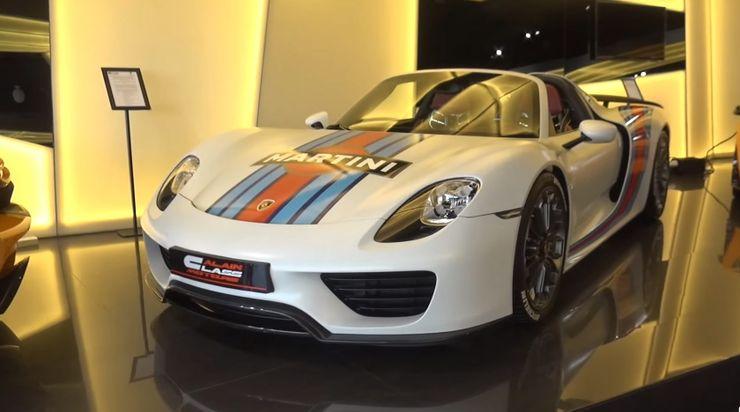 Check Out Shmee Supercar Shopping In Dubai's Most Impressive Hypercar Showroom