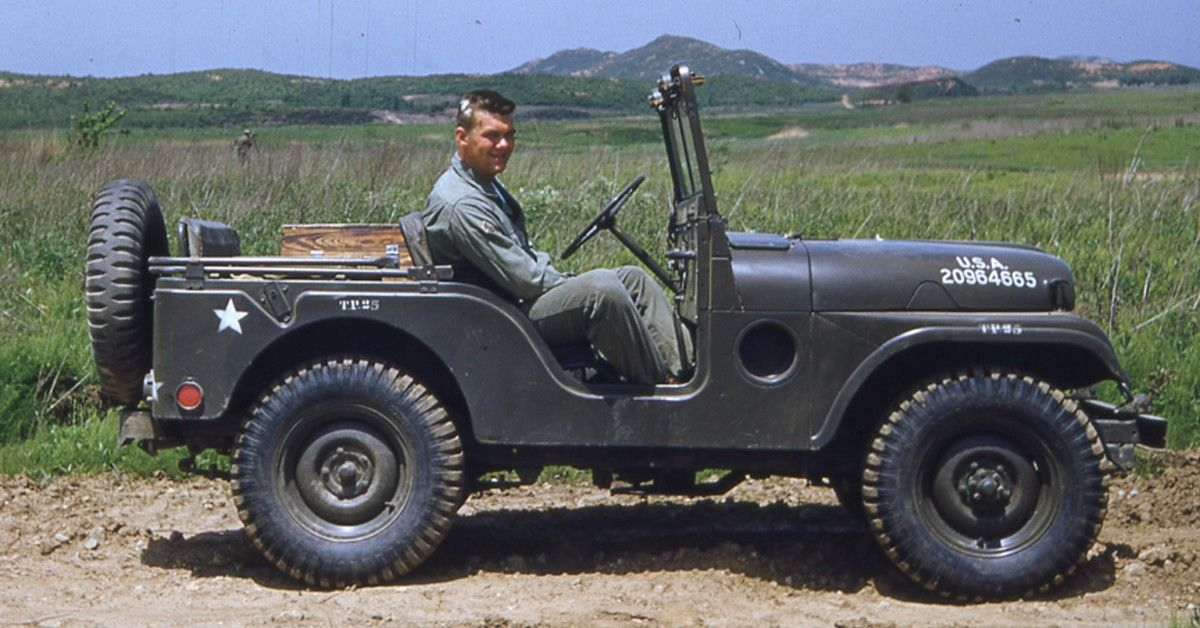 This Is The Role Jeep Played In World War II | HotCars