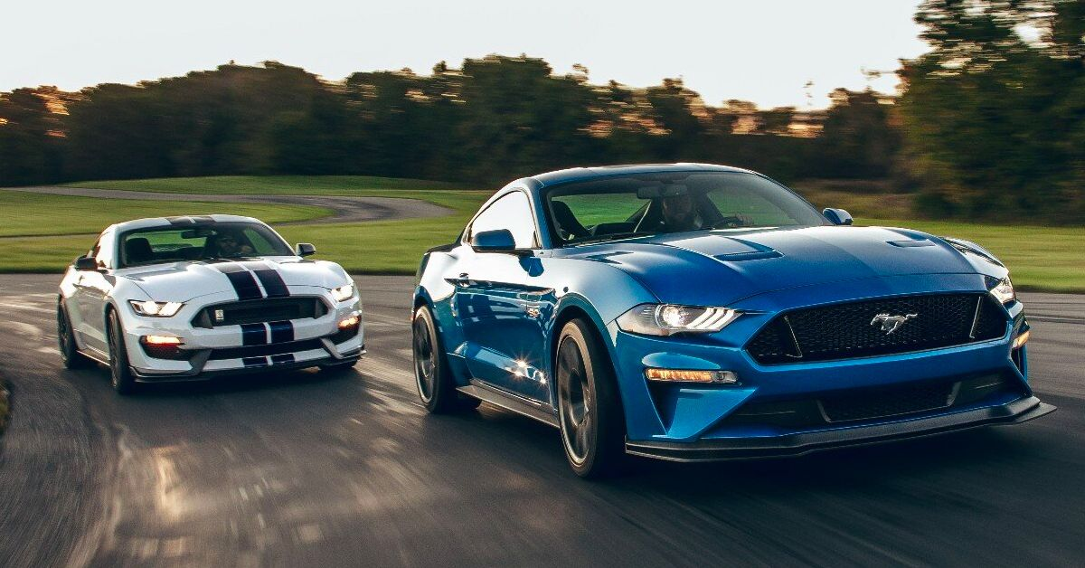 Shelby GT350 Vs GT Performance Pack Level 2: Here's Which Mustang Is Right For You