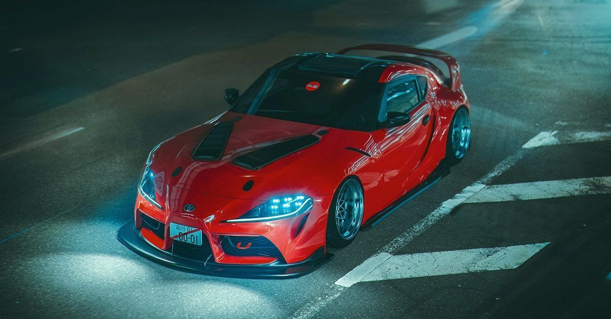 These Awesome Toyota Supras Are Modified To Perfection | HotCars