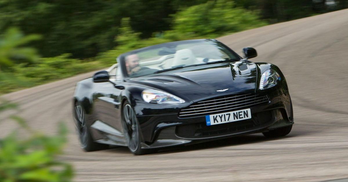 Aston Martin Vanquish: 10 Things We Love The Most About This Sports Car