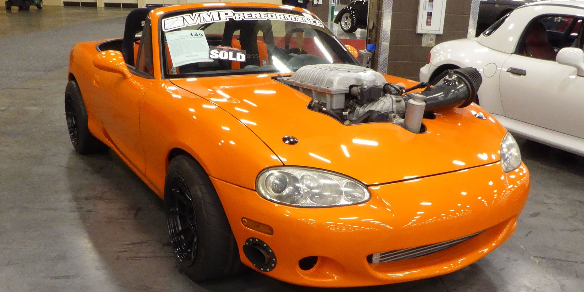 These Modified Miatas Are Definitely Not Your Average Hairdresser's Cars