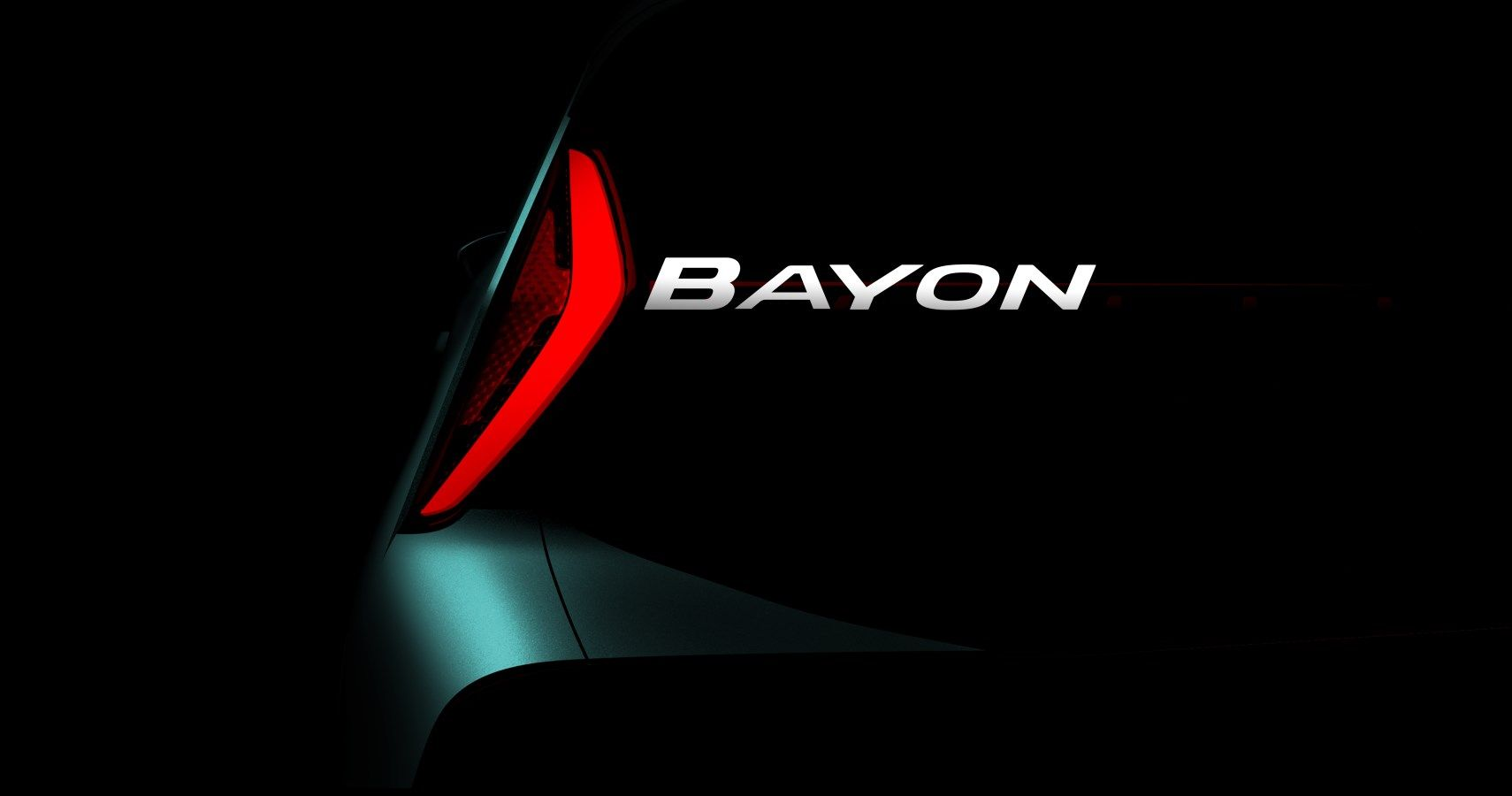 Official 2021 Hyundai Bayon Images Tease The SUV's Front And Rear End