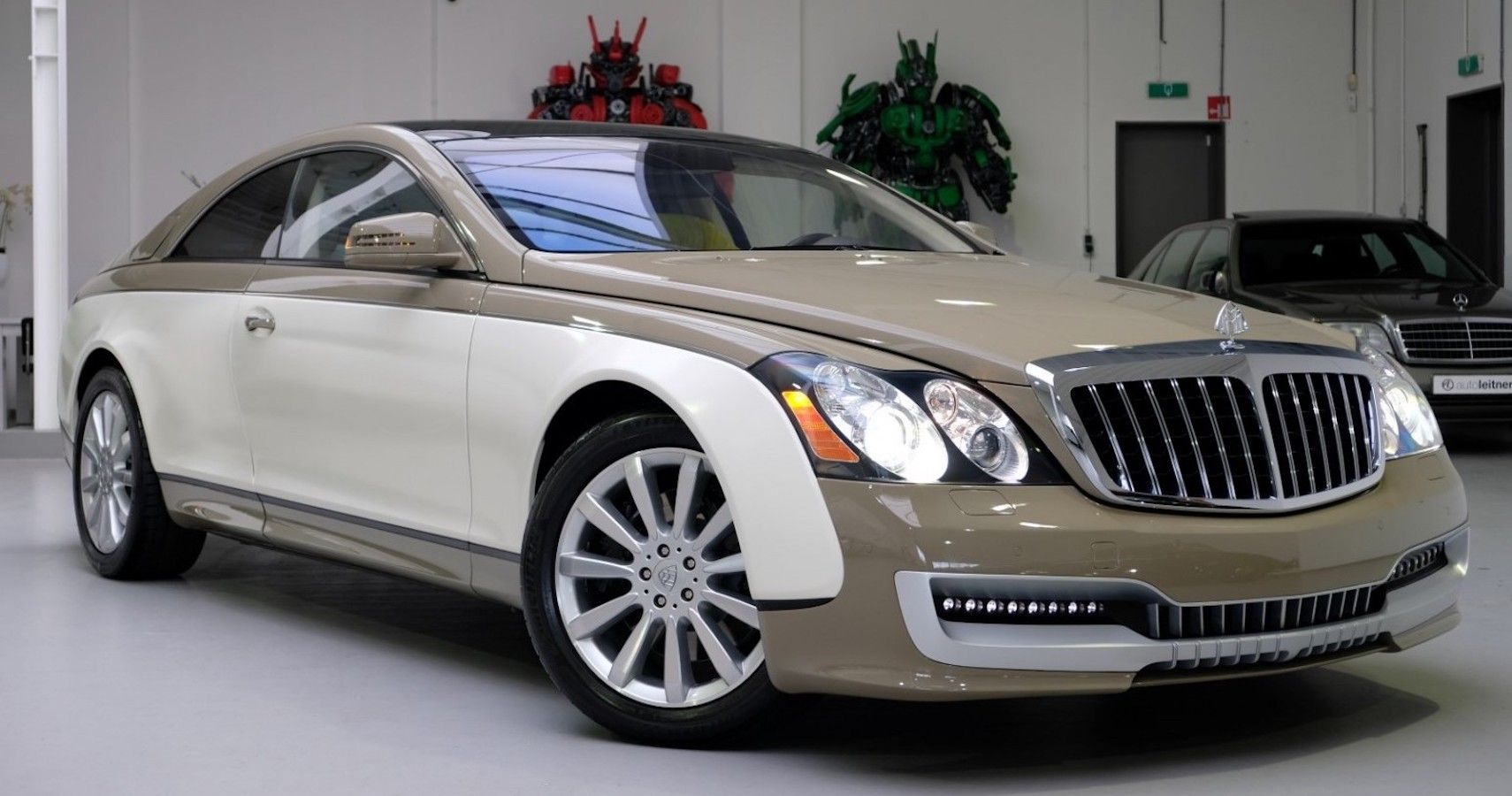 This Former Dictator's Super Exclusive Maybach Could Be Yours For Just $1 Million