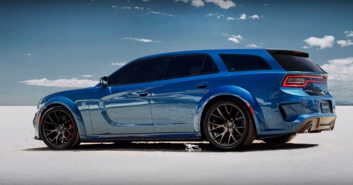 Here's Why They Should Bring Back The Dodge Magnum | HotCars