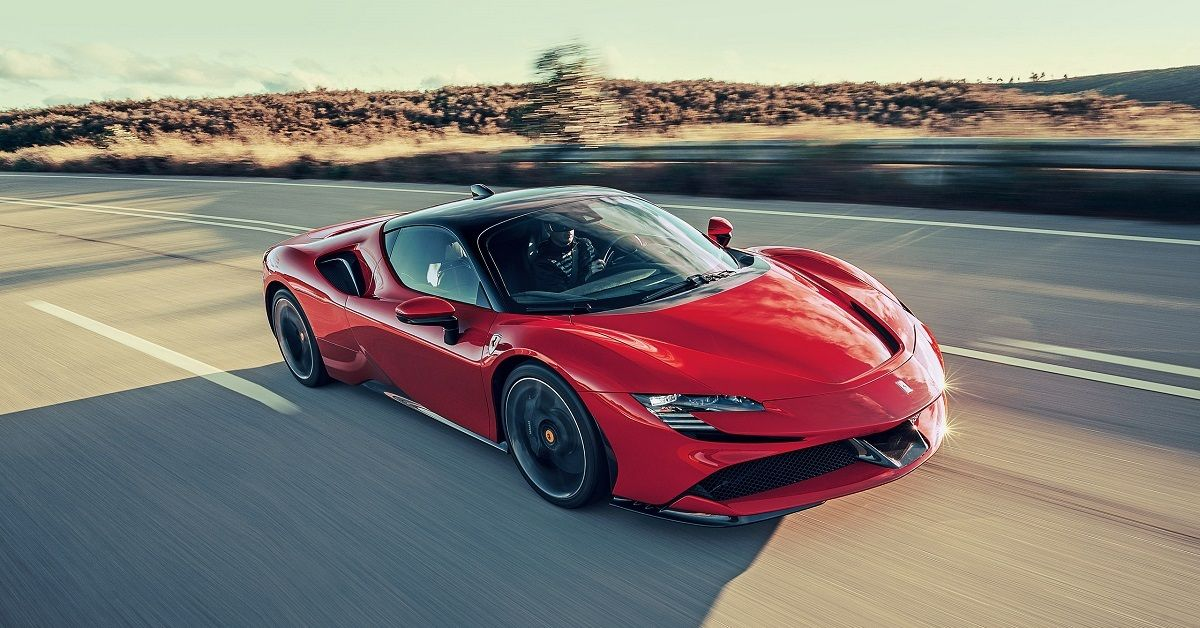 Here's Why All Wheel Drive Is The Future Of Hypercars | HotCars