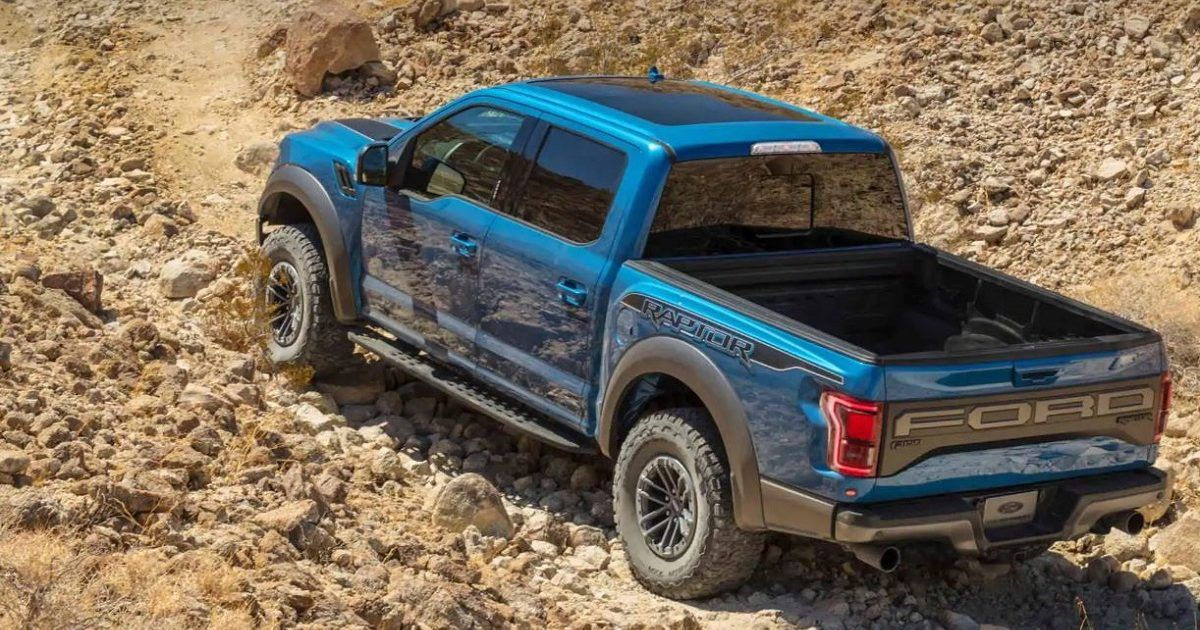 This Is The Most Ridiculous Ultra4 Off-Road Racing Truck We Have Ever Seen