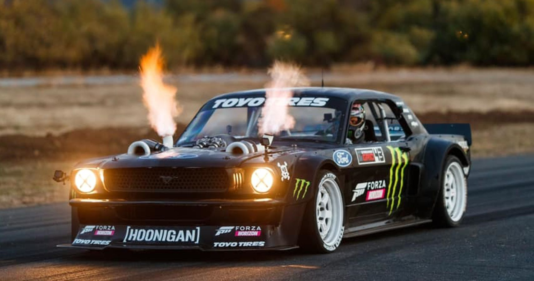 Ken Block Bids Farewell To Ford And His 1,400-HP Hoonicorn; New Partnership On The Horizon?