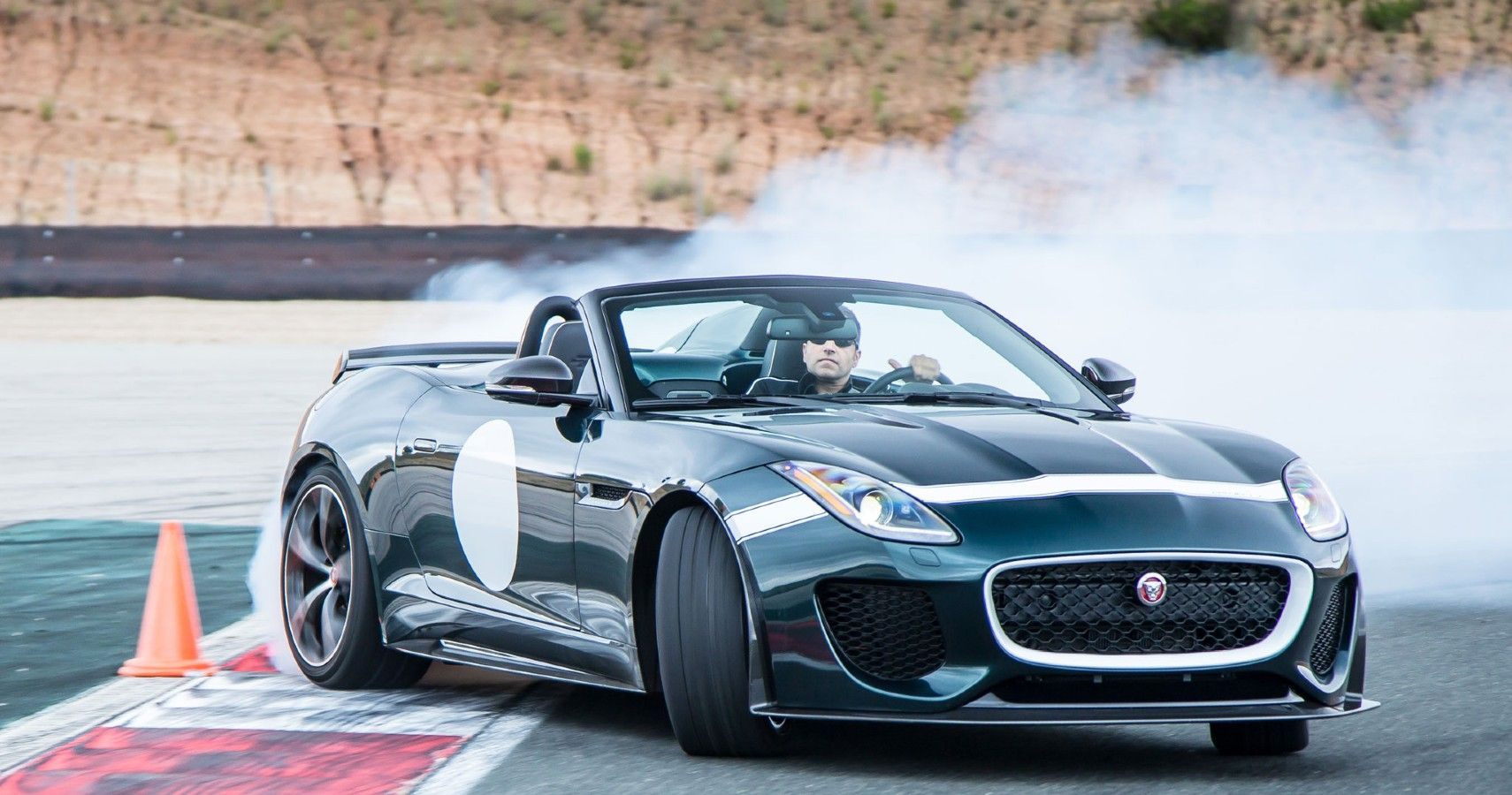 What Makes Jaguar Project 7 The Most Extreme And Ultra-rare F-Type