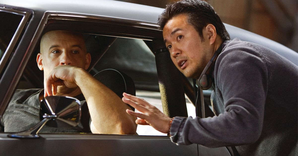 Here's What Fast & Furious Director Justin Lin Drives | HotCars