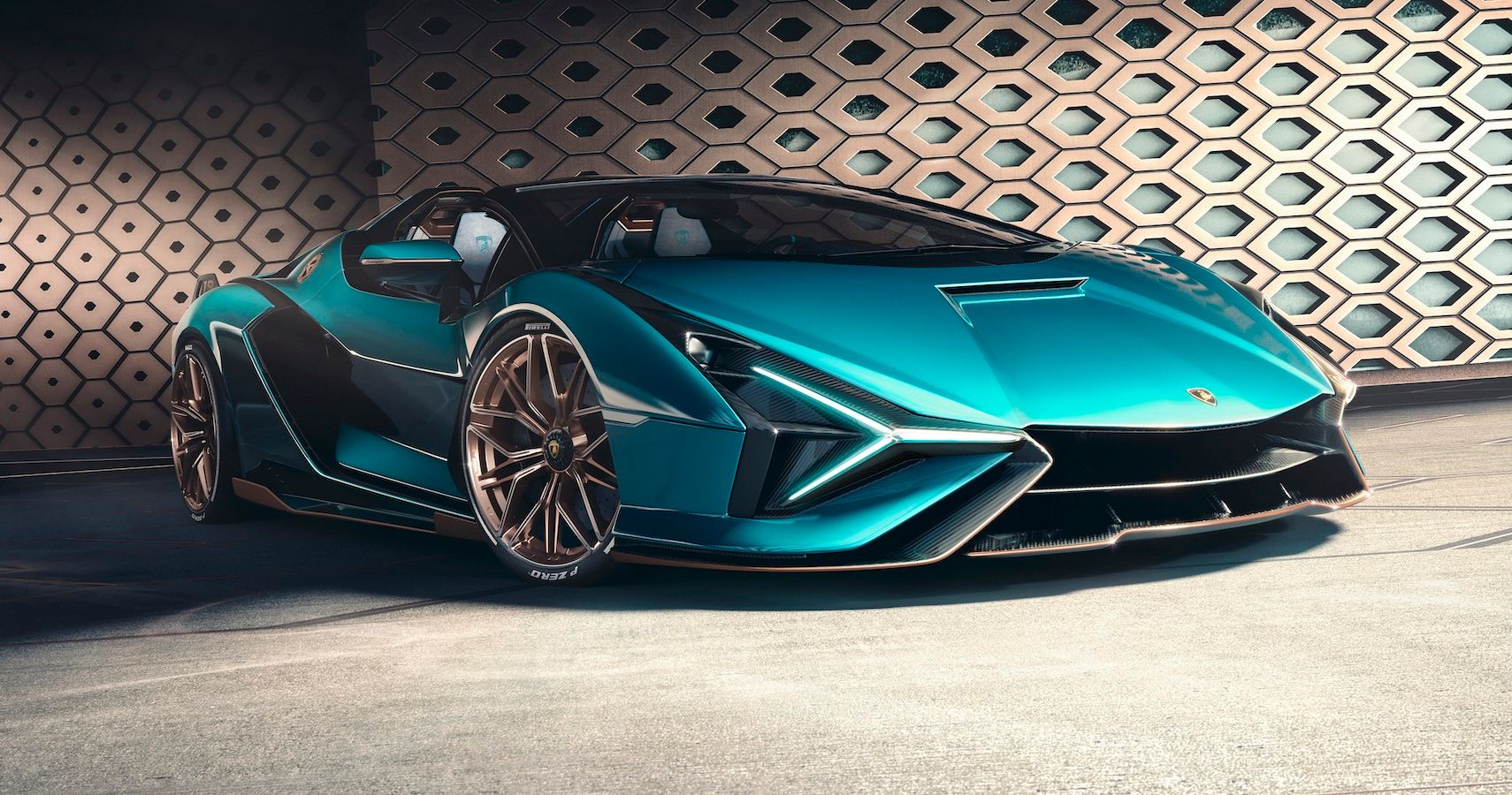 Lamborghini Closes Out 2020 With Six-Month Sales Record Amid Coronavirus