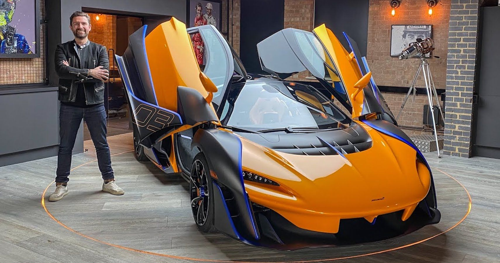 Get To Know The Extreme McLaren Sabre Supercar With This In-Depth Breakdown