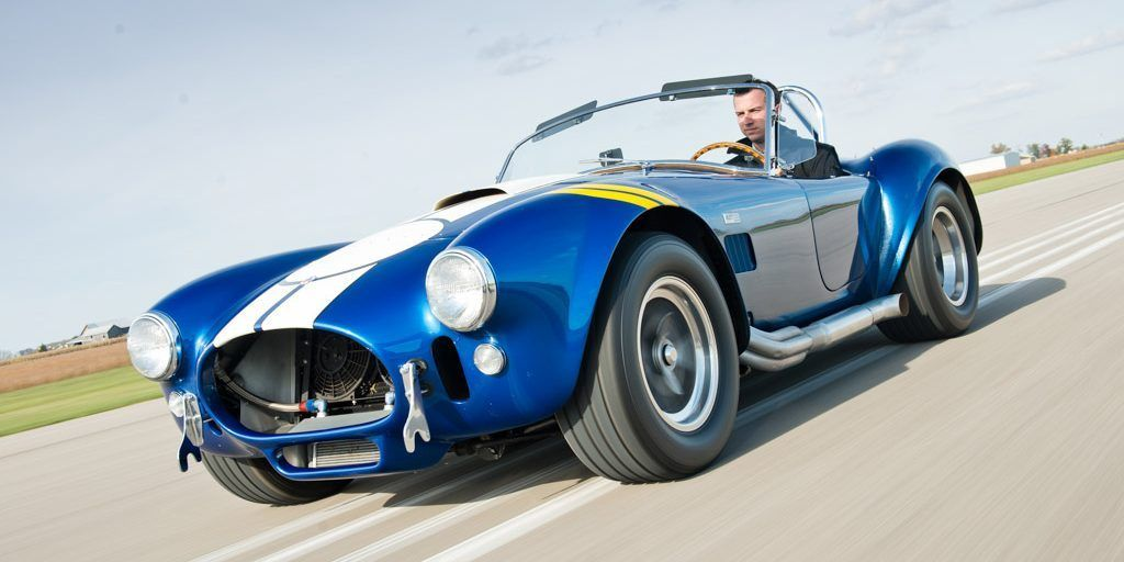 10 Most Expensive Classic American Sports Cars And How Much They're Worth