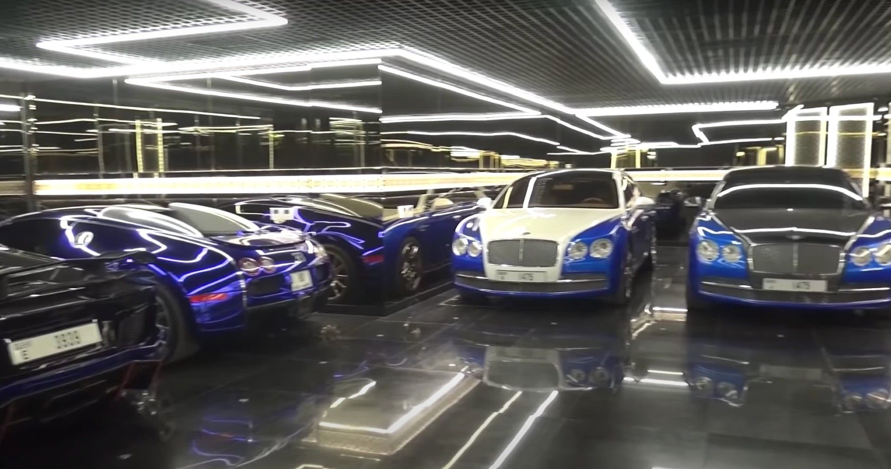 Shmee150 Tours What Could Be The Coolest Garage With The Coolest Cars