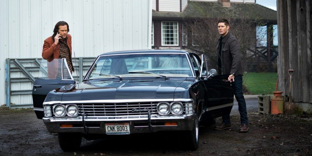 10 Cool Facts About Supernatural's Impala | HotCars