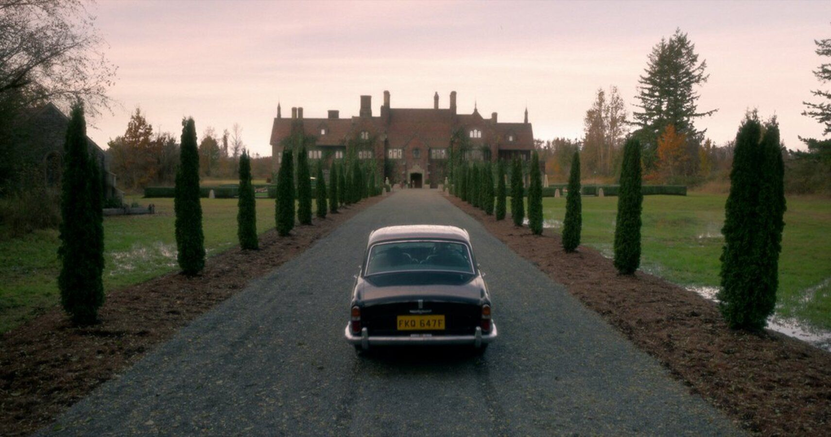 A Detailed Look At The Cars From The Haunting Of Bly Manor
