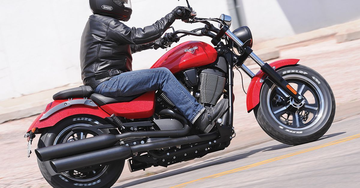 Here's How To Know If The Victory Judge Motorcycle Is Right For You