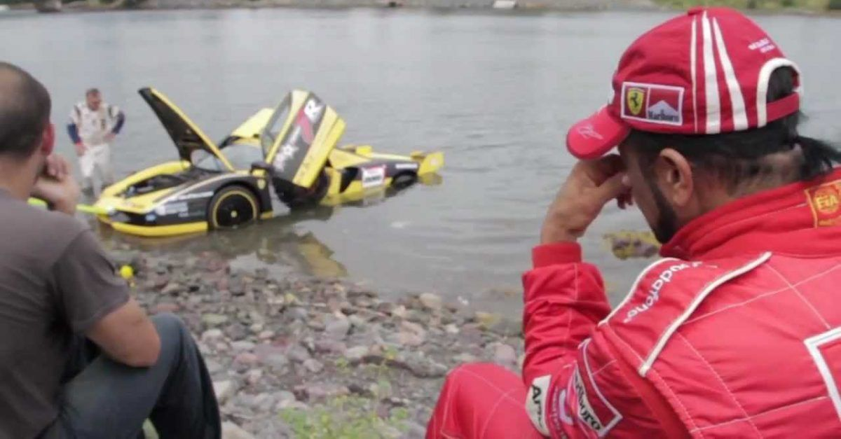 These Supercar Drivers Got Stuck In Weird Places | HotCars