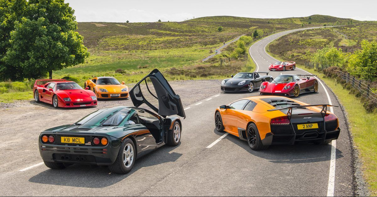 These Are The 5 Best V12 Cars Ever (5 V8 Cars We'd Rather Own)