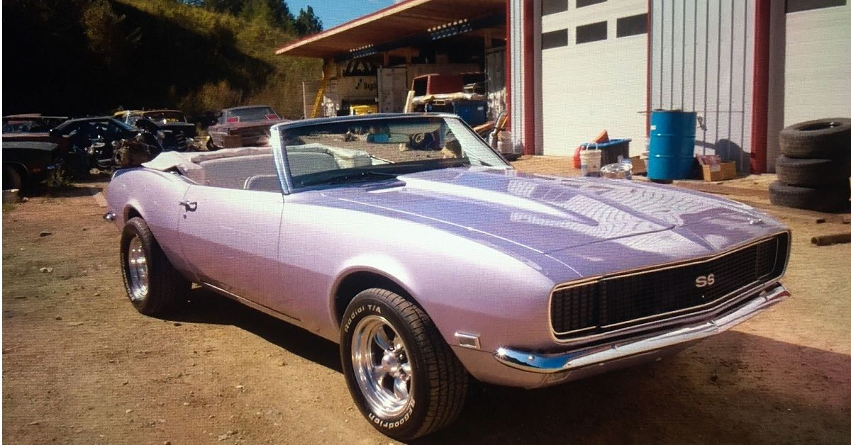 Here's The Most Expensive Car Sold On Rust Valley Restorers