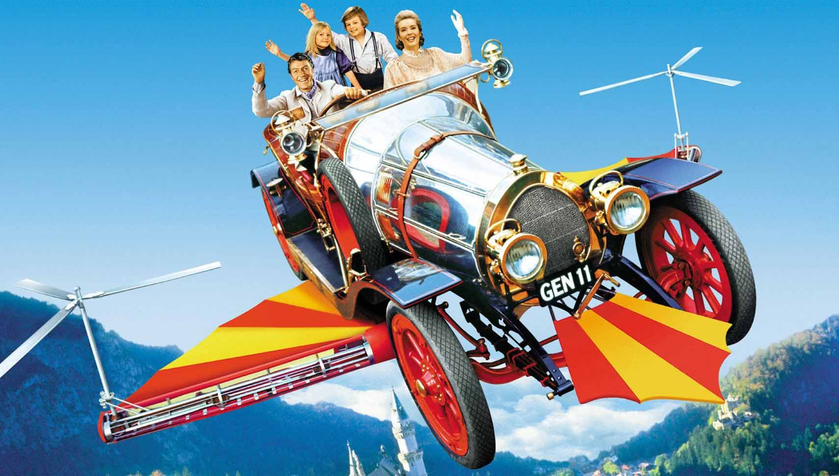 Chitty Chitty Bang Bang This Vintage Car Is An Absolute Gem