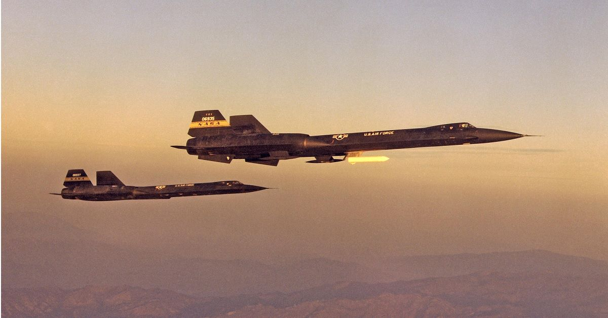 10 Awesome Facts About The Lockheed YF-12 | HotCars
