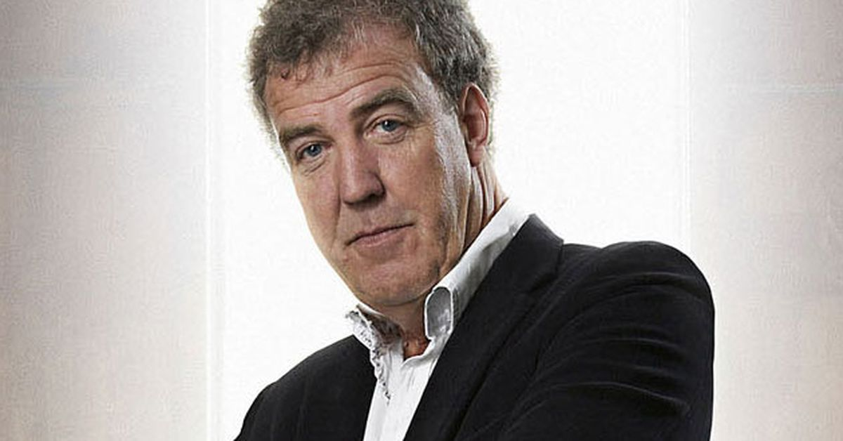 Here's How Jeremy Clarkson Got His Start In The Automotive World