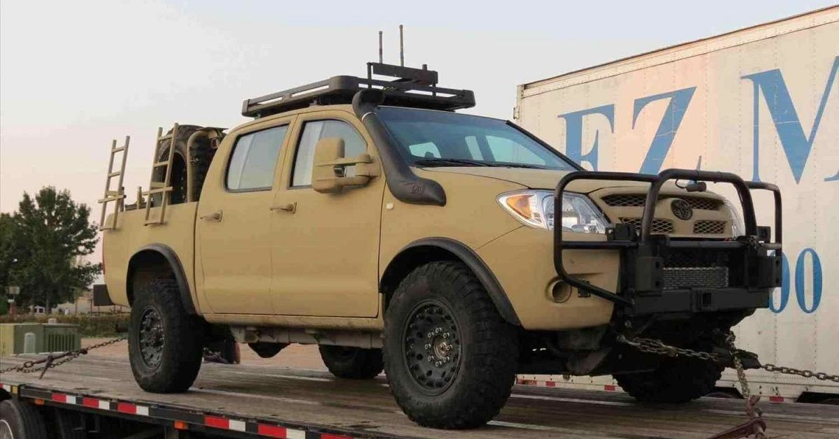 These Are the Best (And Worst) Trucks for War | HotCars